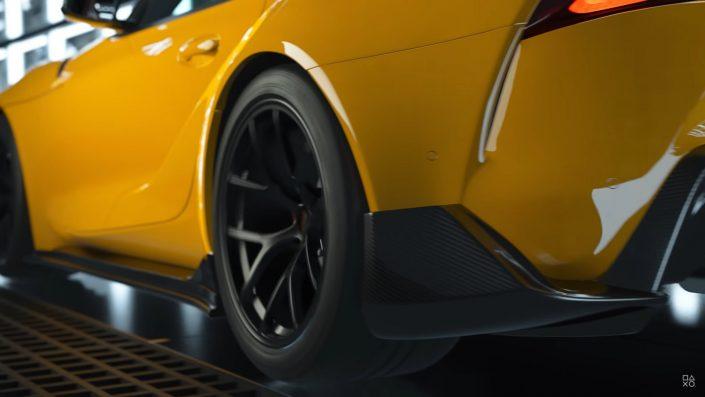 Gran Turismo 7: Brembo als offizieller Bremsen-Partner vorgestellt