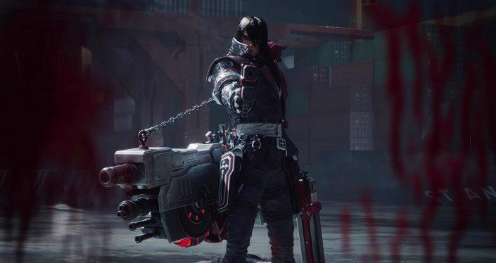 Gungrave G.O.R.E: Cinematischer Trailer mit ersten Gameplay-Szenen