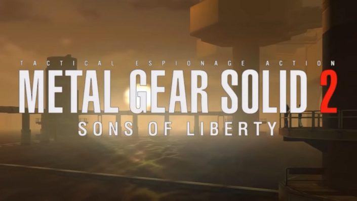 Metal Gear Solid 2 – Sons Of Liberty: Kojima wollte Hans Zimmer als Komponisten