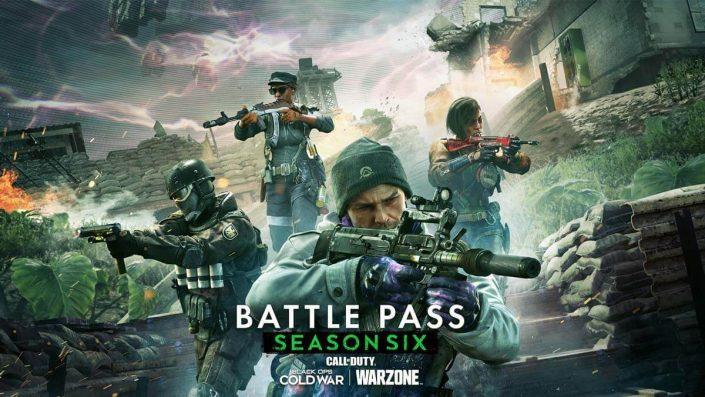 Black Ops Cold War & Warzone: Battle Pass-Trailer zur sechsten Saison stellt die neuen Inhalte vor