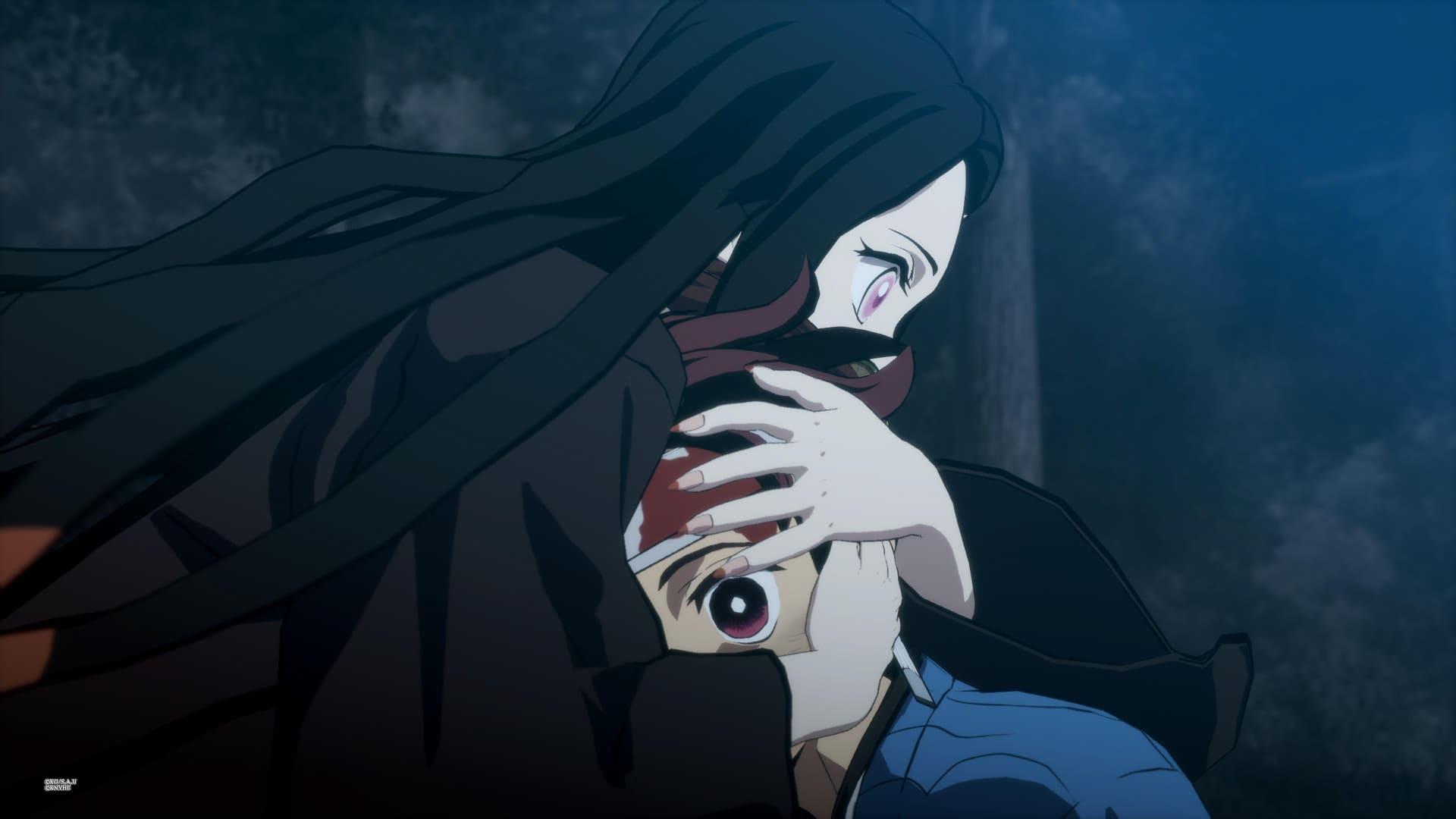 Demon Slayer -Kimetsu no Yaiba- The Hinokami Chronicles Test 01