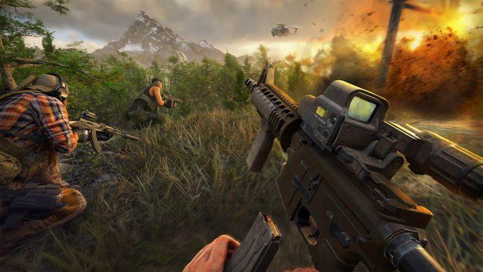 Ghost Recon Frontline: Wird sich laut Ubisoft Bukarest von klassischen Battle-Royal-Titeln abheben