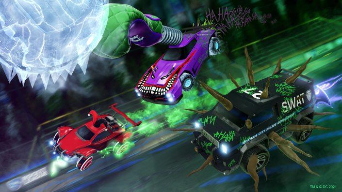 Rocket League: Haunted Hallows-Event startet heute