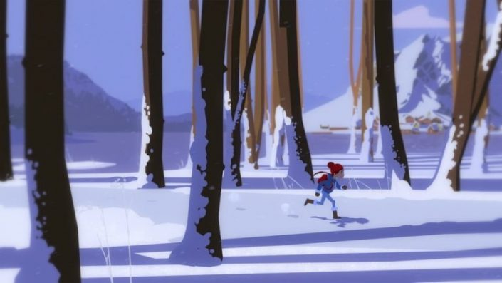 Röki: Das BAFTA-nominierte Adventure findet den Weg auf die PS5
