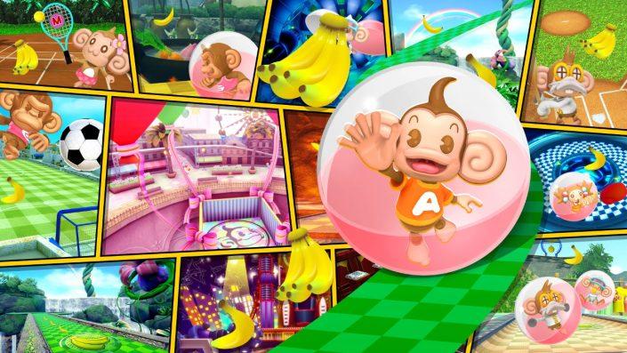 Super Monkey Ball Banana Mania: Best-of-Sammlung ab sofort erhältlich – Der offizielle Trailer zum Launch