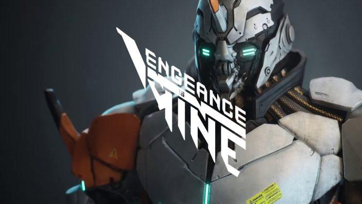 """Vengeance is Mine: Neues Mech Combat-Spiel von """"Quiet""""-Darstellerin Stefanie Joosten angekündigt"""
