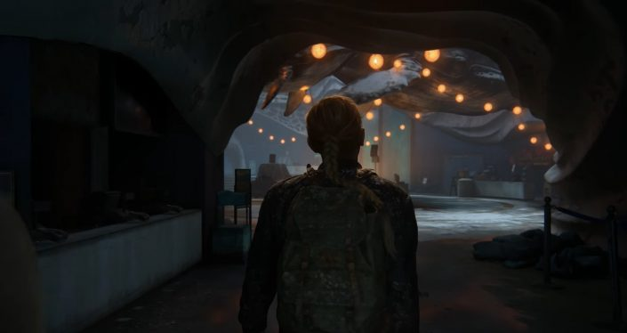 The Last of Us Part 2: Halley Gross sollte diese Rolle verkörpern – schickes Fan-Tattoo